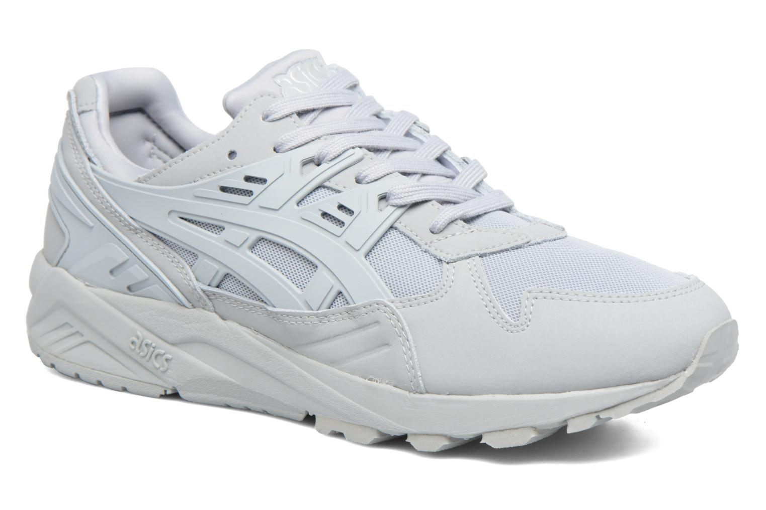 Baskets Asics Gel-Kayano Trainer Gris vue détail/paire
